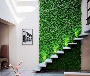 Giardini verticali e facciate verdi