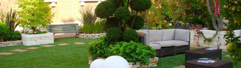 Progettazione Terrazzi e Giardini